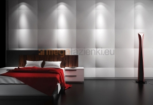 Panel dekoracyjny 3D model CUSHION Dekor 22 70x70cm Loft Design System