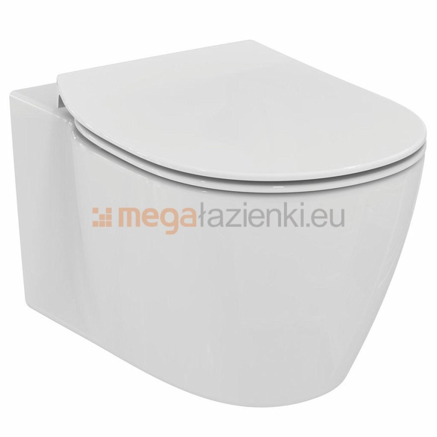 Connect wc AquaBlade z deską wolnoopadajacą